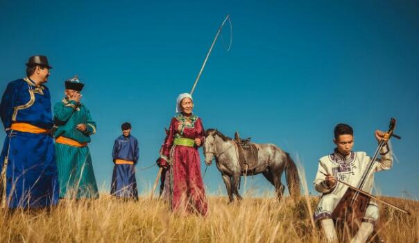 原生态草原,感受草原人文文化
