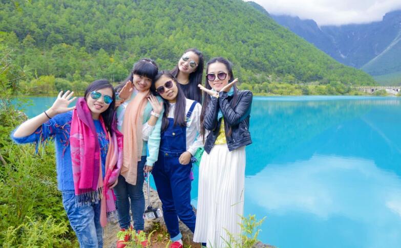 梦中的香格里拉,梦中的泸沽湖,我来啦